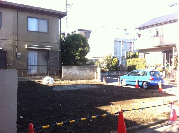 中庭のある小さな平屋 20121214